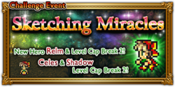 FFRK Sketching Miracles Event
