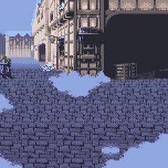 Графический фон сражения (город)
