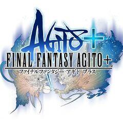 Logo de <i>Final Fantasy Agito+</i>.