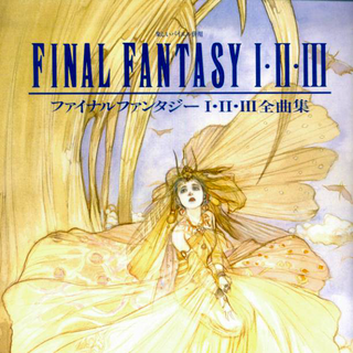 <i>Final Fantasy I-II-III All Songs Collection</i>.