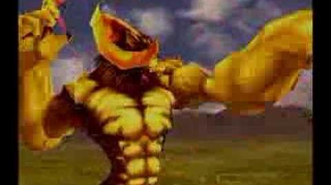 Final Fantasy 9 Eidolons - Ifrit