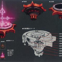 Mutsuki's compass (unused).