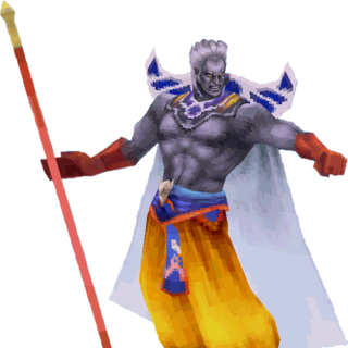 Xande's battle render (DS).