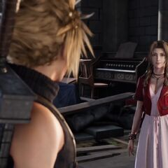Aerith in the <a href=