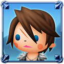 DFFNT Player Icon Squall Leonhart TFF 001