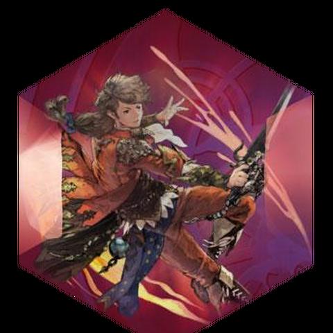 Flame Mage's Phantom Stone (Rank 6).