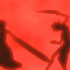 Duel of Kiri and Kumo.