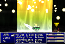 FFVII Full-Cure
