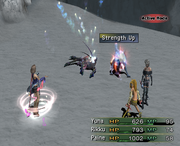 FFX-2 Strength Up