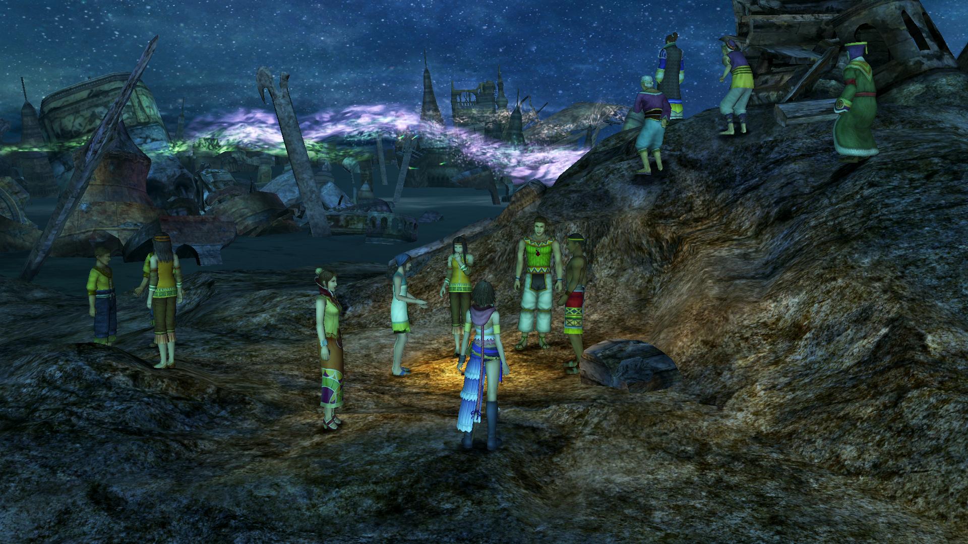Final fantasy x-2 matchmaking sidequest