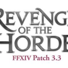 Patch 3.3 <i>Revenge of the Horde</i> logo