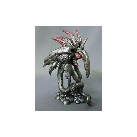 Sapphire Weapon chrome figurine.