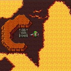 Dwarven Castle on the world map in <i><a href=