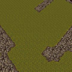 Вельд на карте Мира Руин.