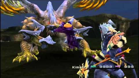 All Overdrives of Kimahri Final Fantasy X
