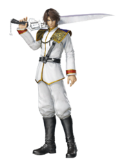DFF2015 Squall Uniform B