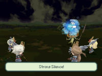 FF4HoL Strong Silence