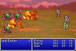 Final Fantasy II Wyvern Blaze VII