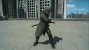 Royal Guard Katana Archives entry in FFXV Episode Ardyn