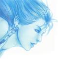 Yuna blue art