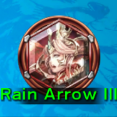 Brynhildr (Rain Arrow III).