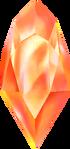 FFIII Model - Fire Crystal