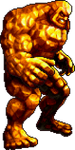 FFII Golem d'oro