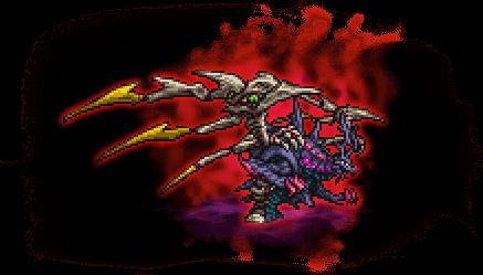 FFRK Ultimate Chaos Bahamut FFLII