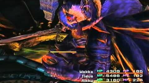 Final Fantasy X - Jecht Battles Part 2 2