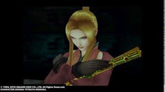 """Quistis Blue Magic """"White Wind"""" from FINAL FANTASY VIII Remastered"""