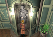 Secret passage to the sewers from FFVIII Remastered