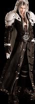Sephiroth FFVII Remake render