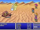 Red Magic (Final Fantasy V)