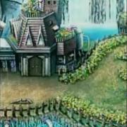 VIIBC Aerith's House