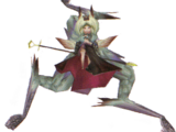 Mammon (The 4 Heroes of Light boss)
