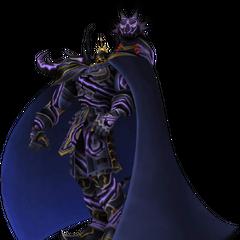 Голбез с Сумеречным драконом в <i>Dissidia Final Fantasy</i>.