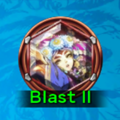 Suzaku (Blast II).
