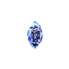 Warrior of Light's Memory Crystal.