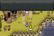 FFVI Terra Girl lovey-dovey Moment