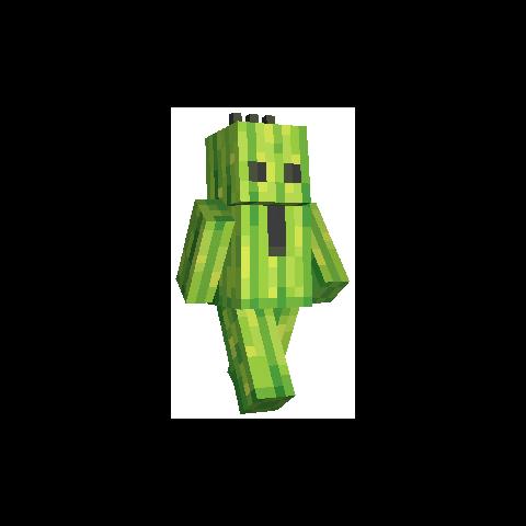 Скин для <i>Minecraft</i>.