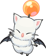 Monster Strike Moogle