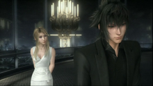 Noctis and Stella