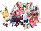Final Fantasy XIV characters