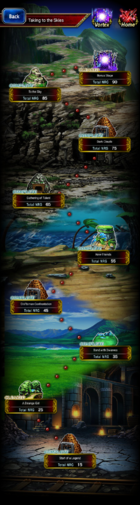 FFBE Taking to the Skies map