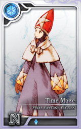 FFT Time Mage I Artniks