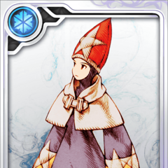 Rank N Male Time Mage card in <i><a href=