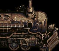 FFVI Treno fantasma IOS