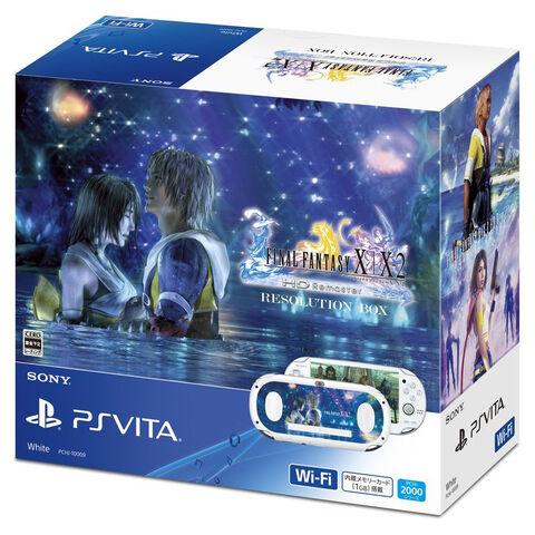PS Vita package.