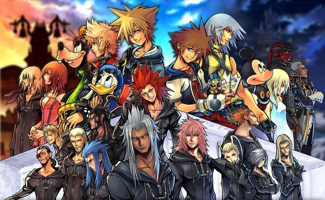 File:Kingdom Hearts Characters.jpg