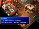 Turtle's Paradise sidequest